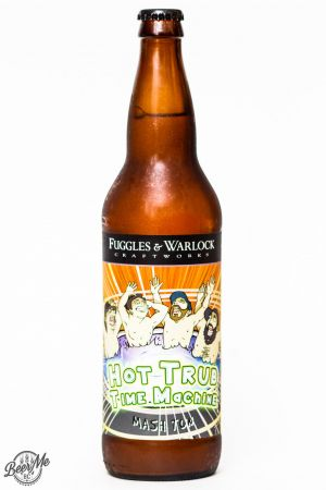 Fuggle & Warlock Hot Trub Time Machine Review