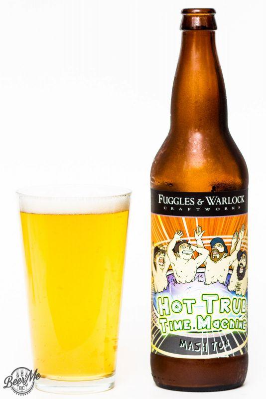Fuggle & Warlock Hot Trub Time Machine Review