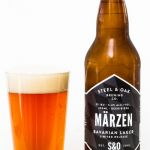Steel & Oak Brewing Marzen Bavarian Lager Review