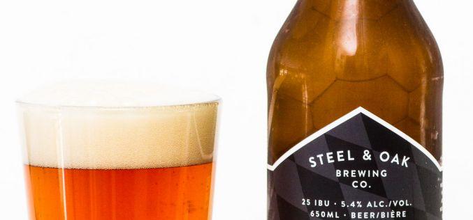 Steel & Oak Brewing Co. – Marzen Bavarian Lager