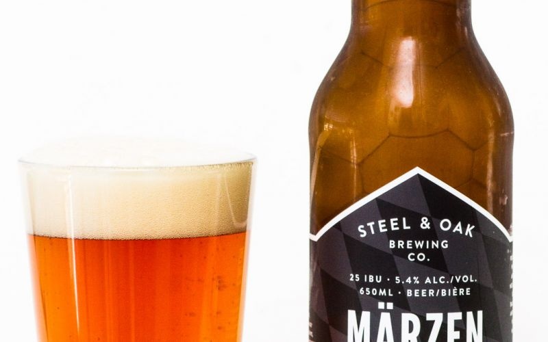 Steel & Oak Brewing Co. – Marzen Bavarian Lager