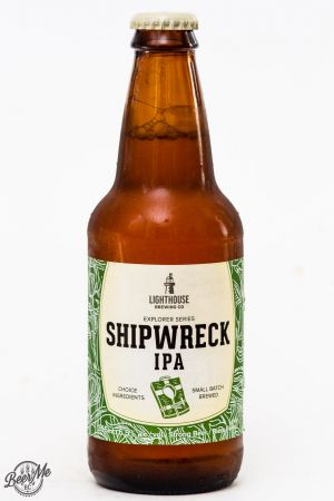 Lighthouse Brewing Shipwreck IPA Review