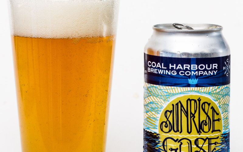 Coal Harbour Brewing Co. – Sunrise Gose
