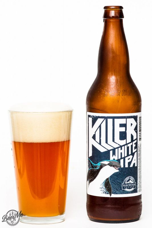 Vancouver Island Brewery Killer White IPA Review