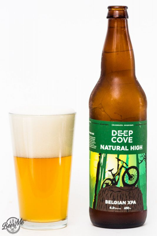 Deep Cove Brewers Natural High Extra Pale Ale Review