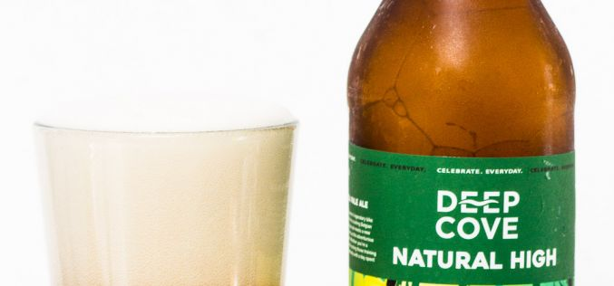 Deep Cove Brewers – Natural High Belgian XPA