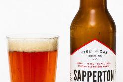 Steel & Oak Brewing Co. – Sapperton 2016 Anniversary Ale