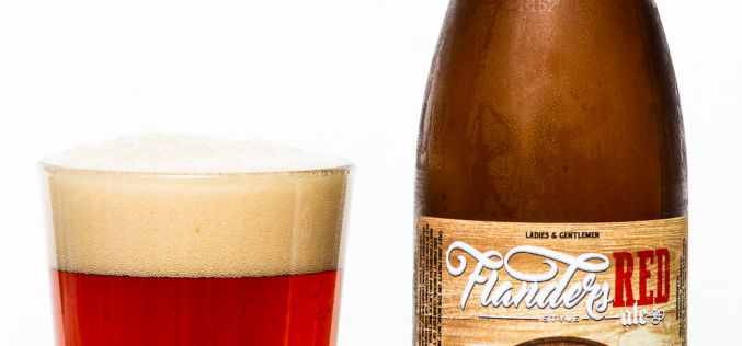 Parallel 49 Brewing Co. – Flanders Red Ale