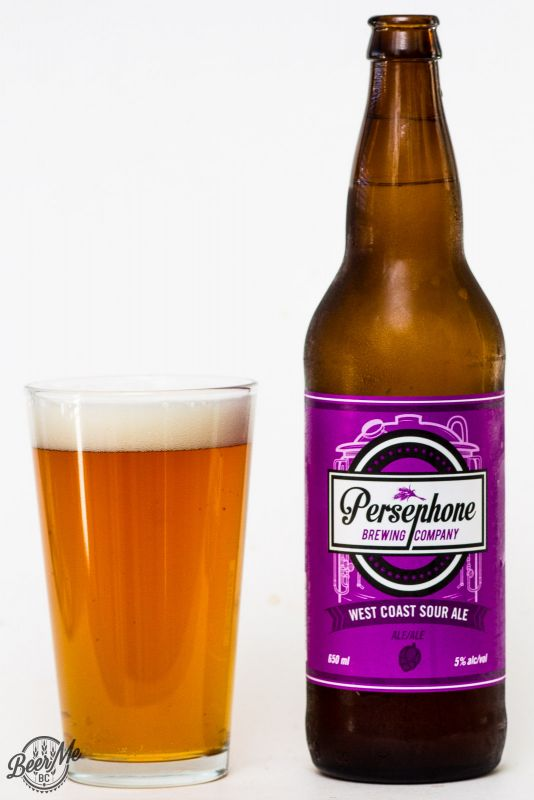 Persephone Brewing Co. - West Coast Sour Ale Review