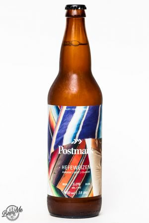Postmark Brewing Hefeweisen Review