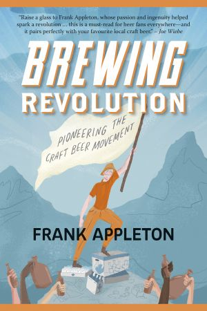 Frank Appleton - Brewing Revolution Book Launch