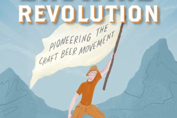 Frank Appleton Releases Brewing Revolution Book at KPU Langley