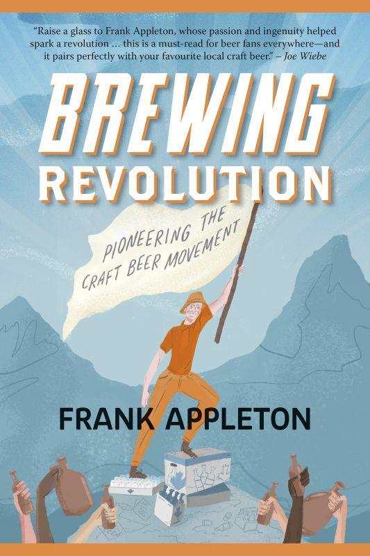 Frank Appleton - Brewing Revolution Book Launch
