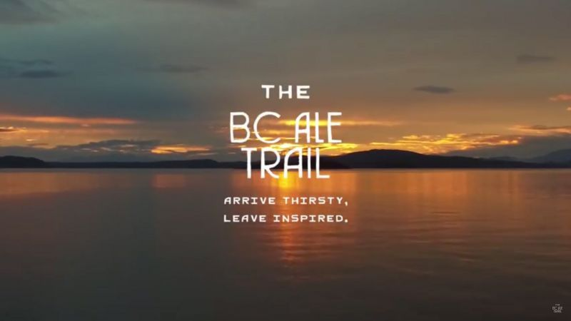 BC Ale Trail Movie Trailer