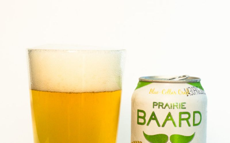 Bomber Brewing – Prairie Baard Golden Ale