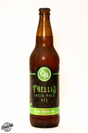 Cannery Brewing Trellis India Pale Ale Bottle