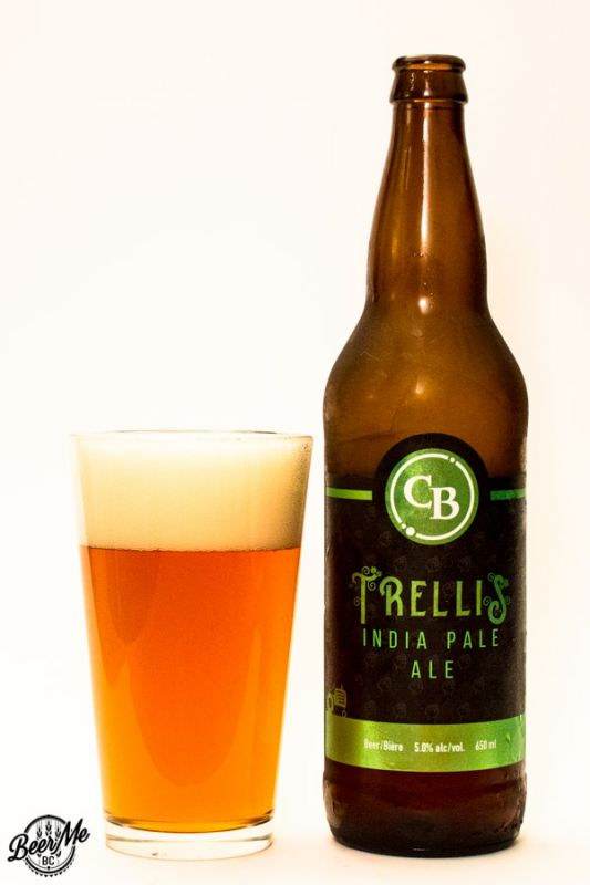 Cannery Brewing Trellis India Pale Ale