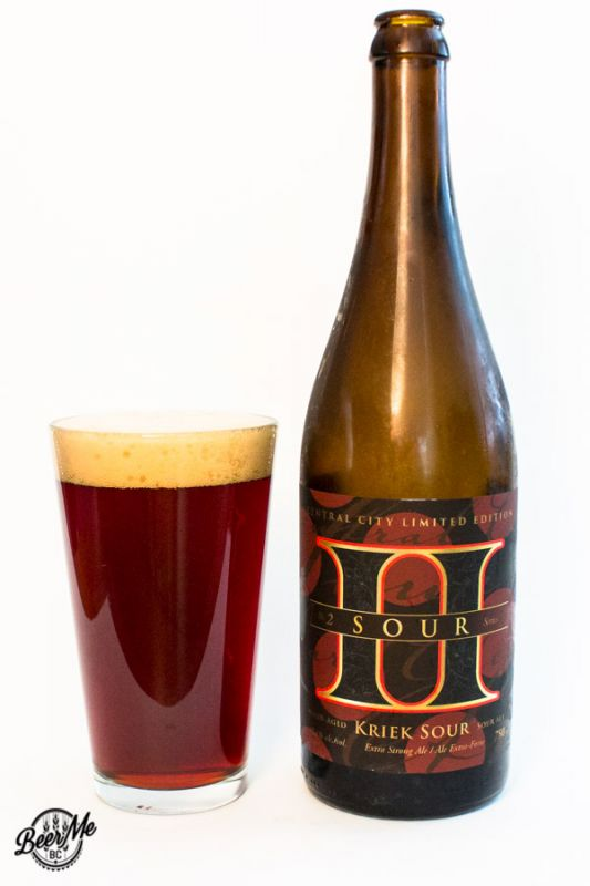 Central City Brewing Sour II Kriek Sour