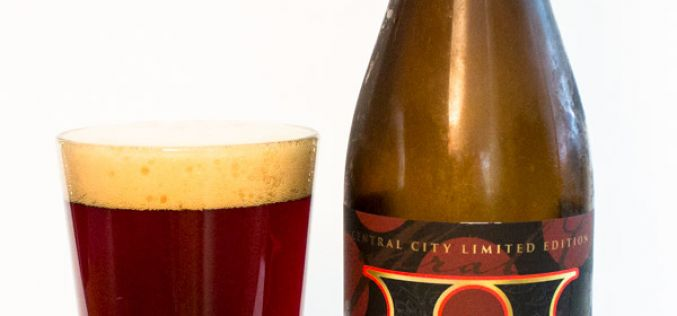Central City Brewing – Sour II Barrel Aged Kriek Sour