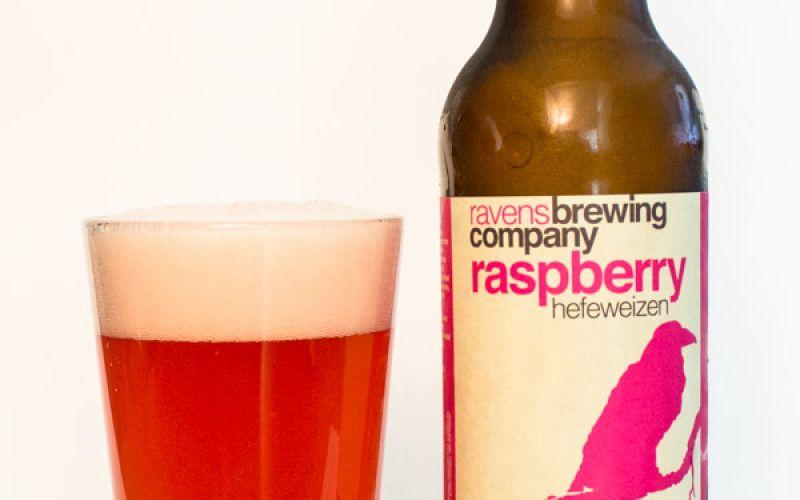 Ravens Brewing – Raspberry Hefeweizen