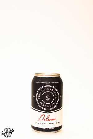 Twin Sails Brewing Pilsner Can