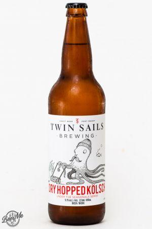 Twin Sails Brewing Kolsch Review