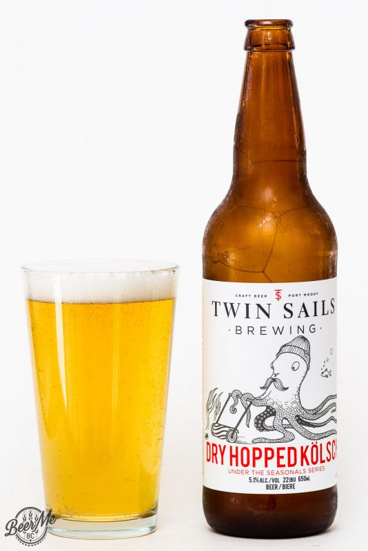 Twin Sails Brewing Kolsch Review