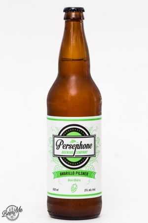 Persephone Brewing Amarillo Pilsner Review