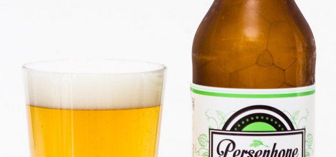 Persephone Brewing Co. – Amarillo Pilsner