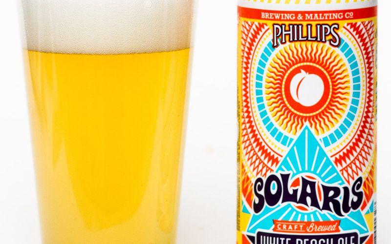 Phillips Brewing Co. – Solaris White Peach Ale