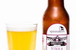 Spinnaker's Brewery – Tequila Reposado Sour Ale