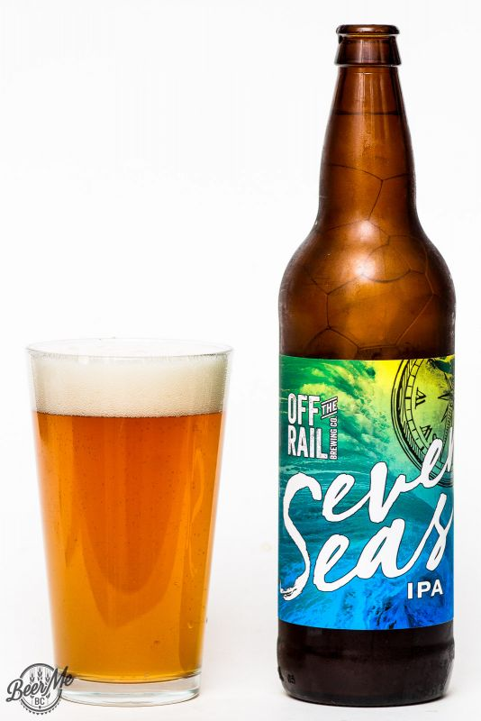 Off The Rail Seven Seas IPA Review