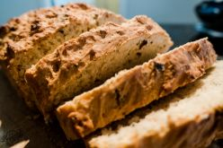 Home Made Beer Bread – As easy as cracking open a can of your favourite brew!