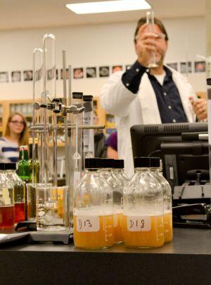 SFU Brewing Lab Course