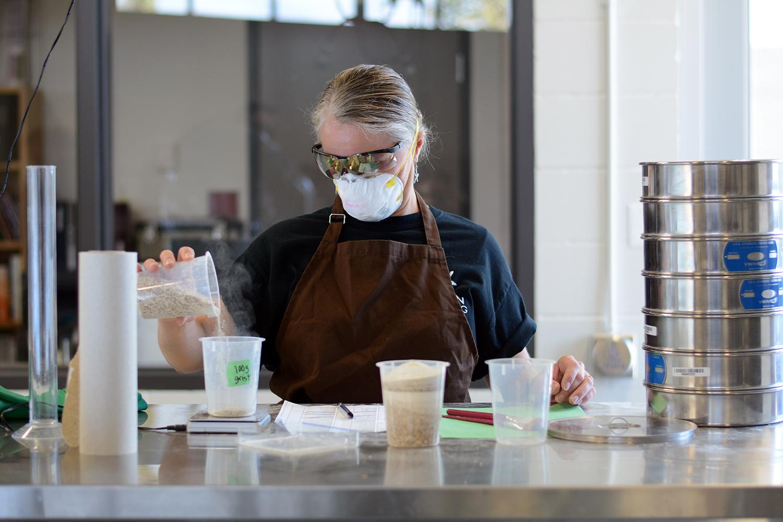 KPU Brewing Recipe Development