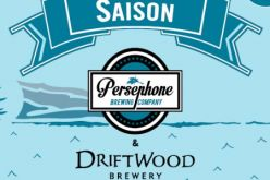 King Tide Saison Released by Brewers Guild, Driftwood & Persephone