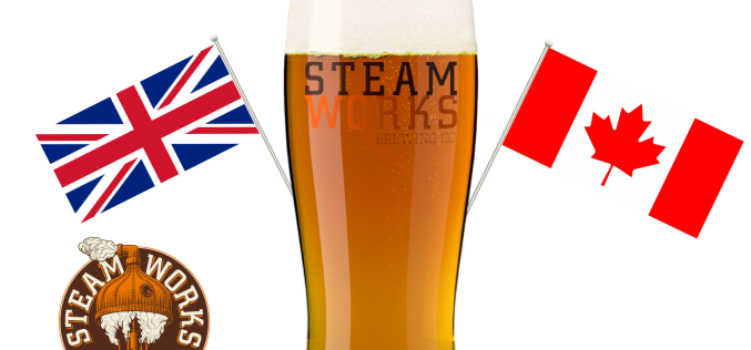 A Brew Fit for a Queen – Steamworks Brews Commonwealth Ale for Royal Visit