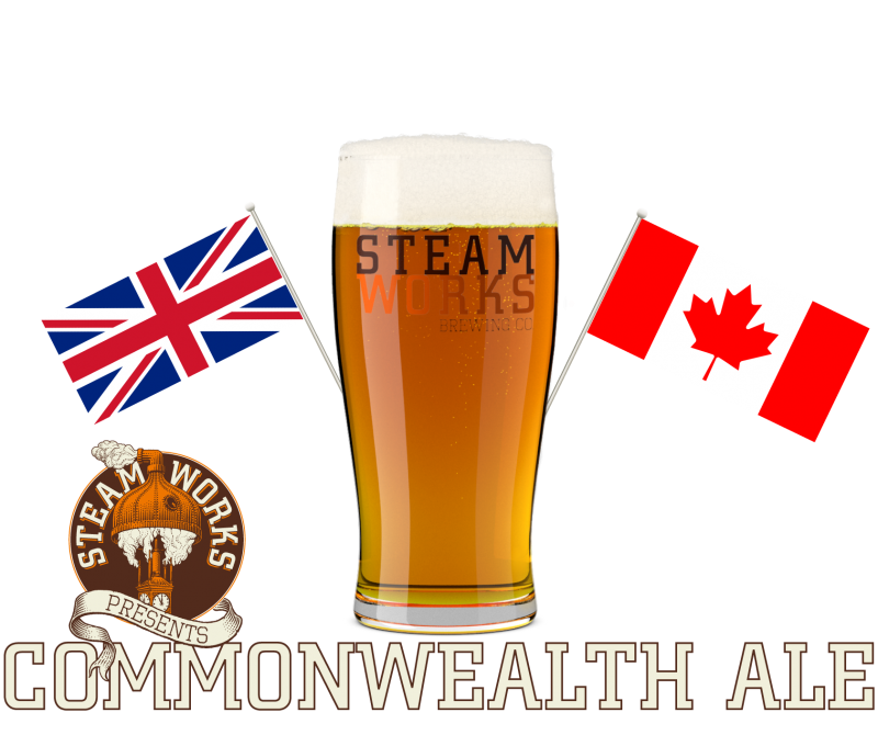 Steamworks Commonwealth Ale