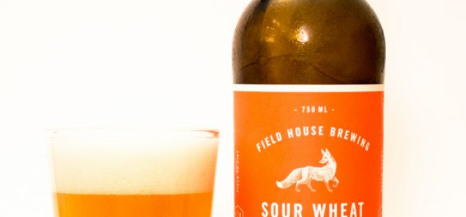 Fieldhouse Brewing – Sour Wheat Gose