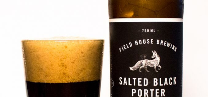 Fieldhouse Brewing – Salted Black Porter