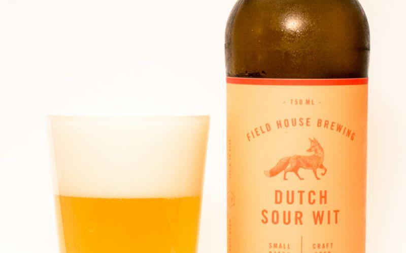 Fieldhouse Brewing – Dutch Sour Wit