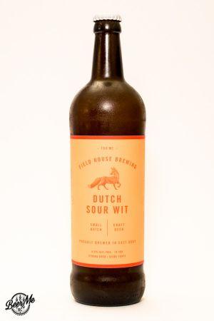 Fieldhouse Brewing Dutch Sour Wit Bottle