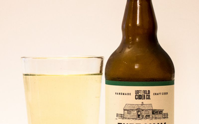 Left Field Cider Co. – The Bunk House Dry-Hopped Cider