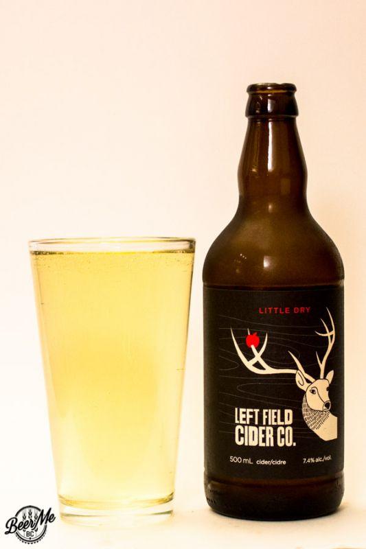 Left Field Cider Little Dry