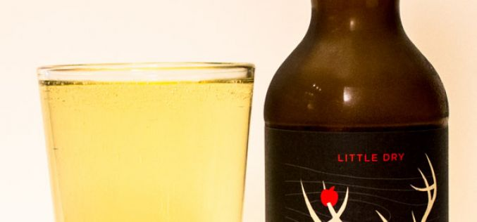 Left Field Cider Co. – Little Dry
