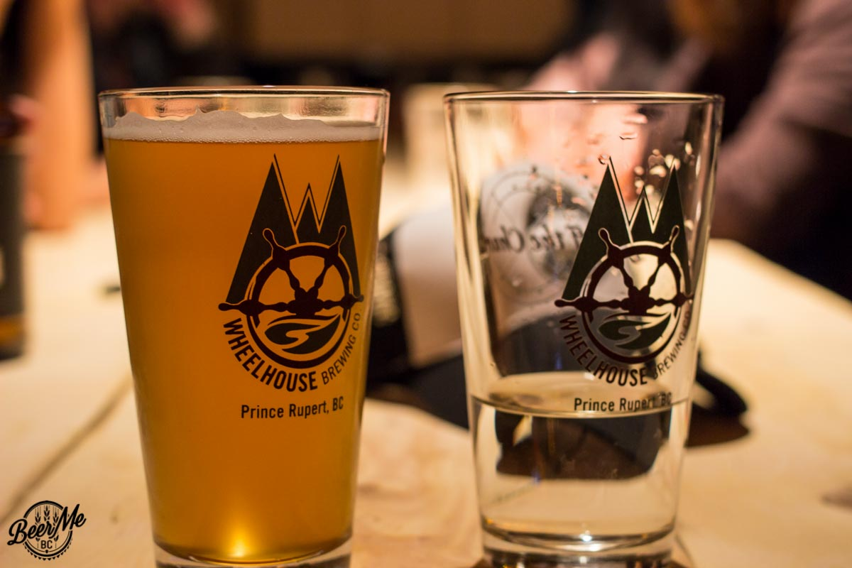 Wheelhouse Brewing Table Pints