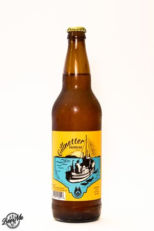 Wheelhouse Brewing Gillnetter Golden Ale Bottle