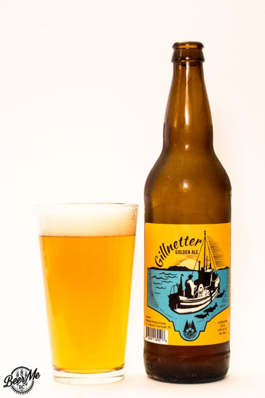 Wheelhouse Brewing Gillnetter Golden Ale