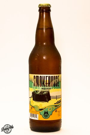 Wheelhouse Brewing Smokehouse Kolsch Bottle