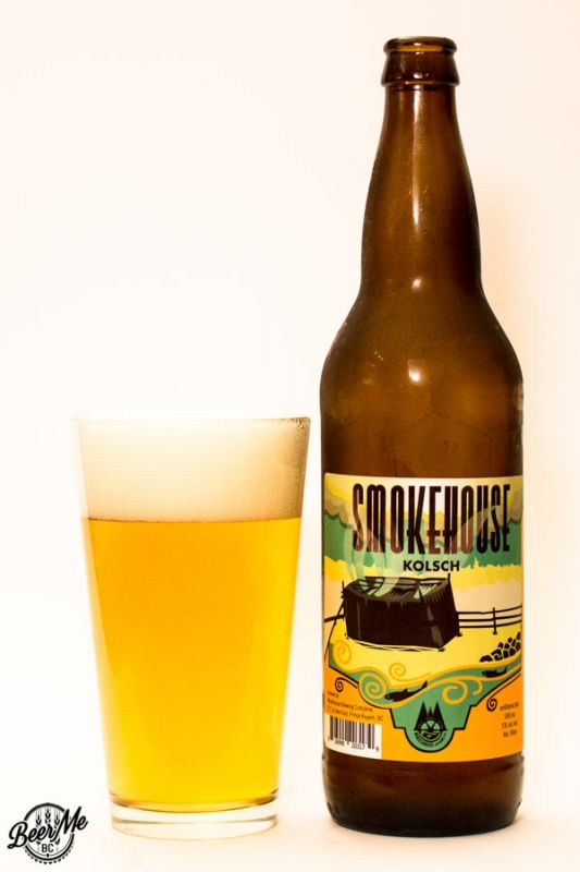 Wheelhouse Brewing Smokehouse Kolsch